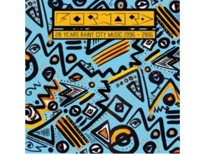 VARIOUS ARTISTS - Forward 20 Years Rainy City Music 19962016 (LP)