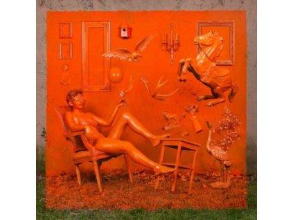 DIAMOND YOUTH - Orange (LP)
