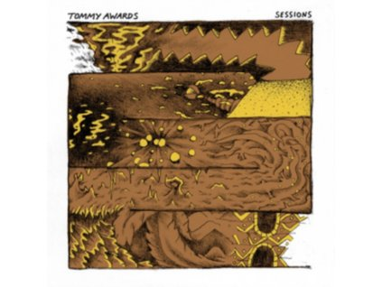 TOMMY AWARDS - Sessions (LP)