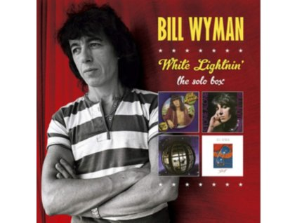 BILL WYMAN - White Lightnin The Solo Albums (LP Box Set)