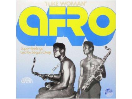 AFRO SUPERFEELINGS LED BY SEGUN OKEJI - I Like Woman (LP)