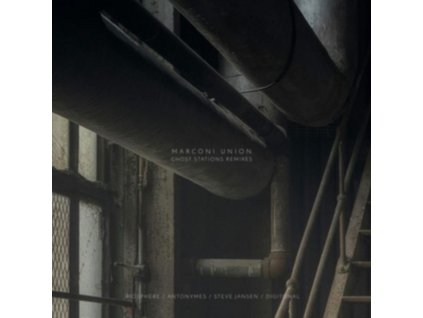 MARCONI UNION - Ghost Stations (LP)