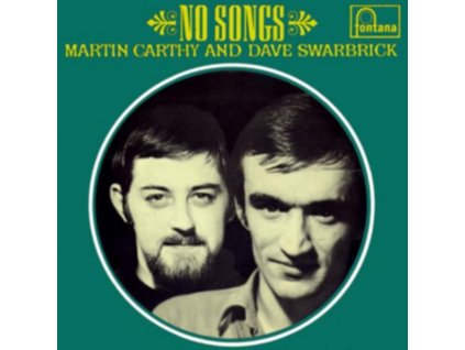 "MARTIN CARTHY - No Songs (7"" Vinyl)"