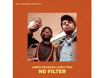 JAMES BRANDON LEWIS TRIO - No Filter (LP)