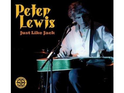 PETER LEWIS - Just Like Jack (LP)