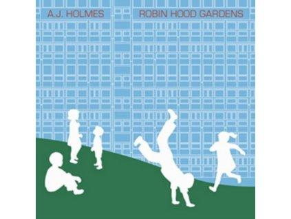 "AJ HOLMES - Robin Hood Gardens (10"" Vinyl)"