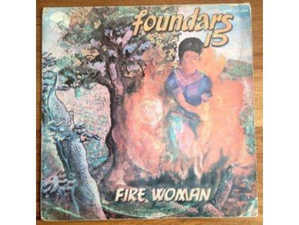 FOUNDARS 15 - Fire Woman (LP)