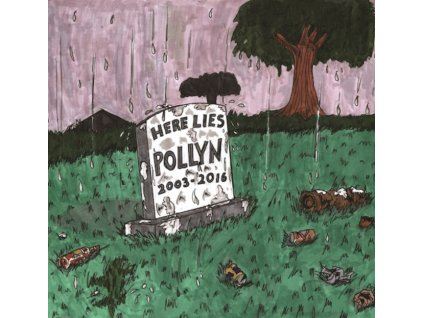 POLLYN - Anthology: Here Lies Pollyn (2003-2016) (Coloured Vinyl) (LP)