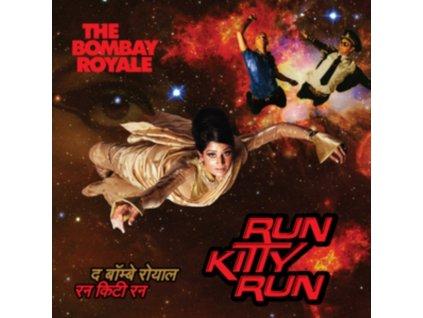 BOMBAY ROYALE - Run Kitty Run (LP)