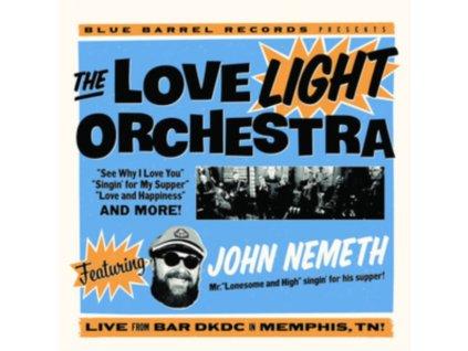 LOVE LIGHT ORCHESTRA - The Love Light Orchestra Featuring John Nemeth (LP)