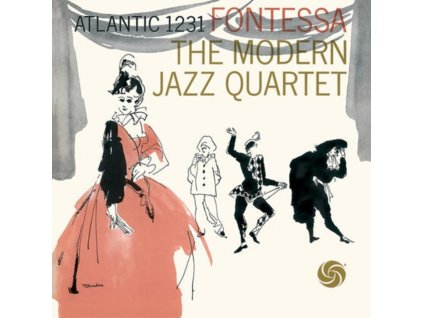 MODERN JAZZ QUARTET - Fontessa (LP)