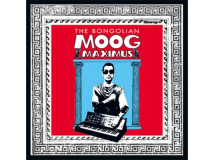 BONGOLIAN - Moog Maximus (LP)