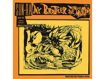 SUN RA & HIS ASTRO INFINITY ARKESTRA - My Brother The Wind Vol. 1 (LP)