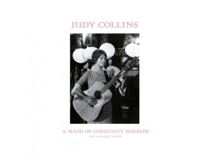 JUDY COLLINS - A Maid Of Constant Sorrow (LP)