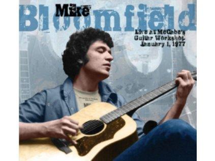 MIKE BLOOMFIELD - Live At Mccabes Guitar Workshop. 1977 (LP)