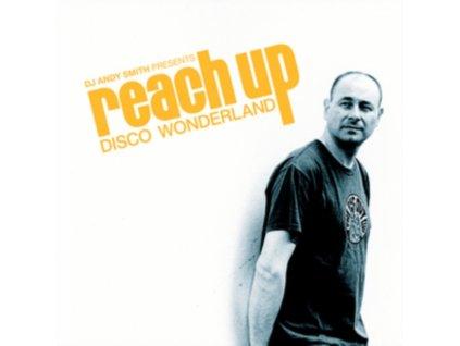 VARIOUS ARTISTS - Dj Andy Smith Presents Reach Up - Disco Wonderland (LP)