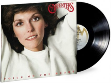 CARPENTERS - Voice Of The Heart (LP)