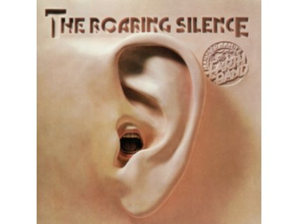 MANFRED MANNS EARTH BAND - The Roaring Silence (LP)