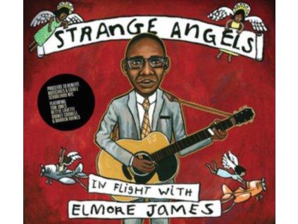 "VARIOUS ARTISTS - Strange Angels: In Flight With Elmore James (12"" Vinyl)"