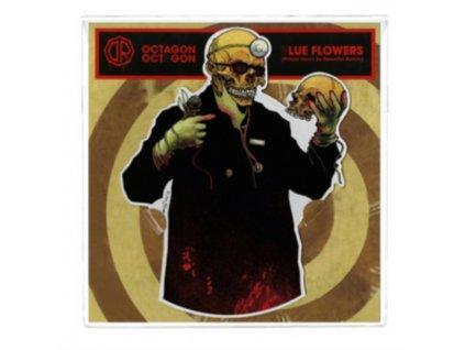 DR. OCTAGON - Blue Flowers (Prince Paul Rmx) (Shaped Disc) (LP)