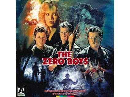 ORIGINAL SOUNDTRACK / HANS ZIMMER / STANLEY MYERS - The Zero Boys - Original Soundtrack (Translucent Blue Vinyl) (LP)