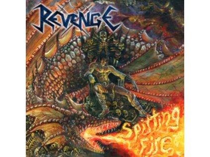 REVENGE - Spitting Fire (LP)