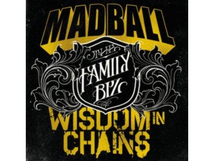 "MADBALL & WISDOM IN CHAINS - The Family Biz (7"" Vinyl)"