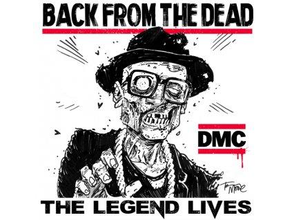 "DMC (RUN DMC) - Back From The Dead (Red Vinyl) (12"" Vinyl)"