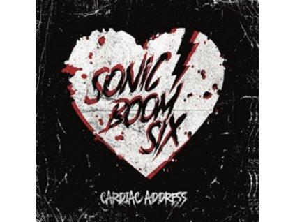 SONIC BOOM SIX - Cardiac Address (LP)