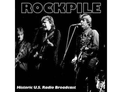 ROCKPILE - Live At The Palladium (LP)