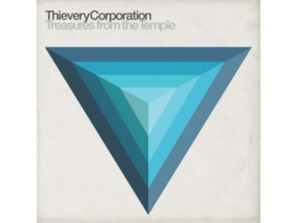 THIEVERY CORPORATION - Treasures From The Temple (LP)