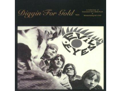 VARIOUS ARTISTS - Diggin For Gold Volume 6 (Rsd 2018) (LP)