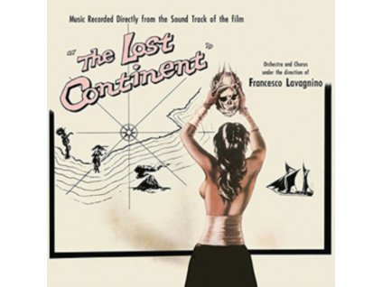 ANGELO LAVAGNINO - The Lost Continent (LP)