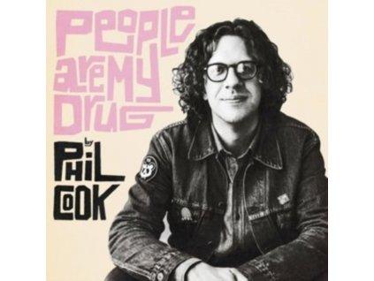 PHIL COOK - People Are My Drug (LP)