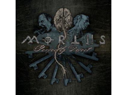 MORTIIS - Perfectly Defect (Bubonic Plague Splatter Vinyl) (LP)