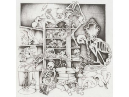 LOCKS - Skeletal Blues (LP)