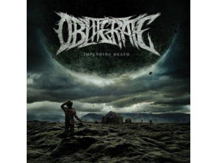 OBLITERATE - Impending Death (LP)