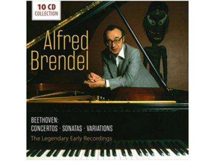 ALFRED BRENDEL - Beethoven / Concertos Sonatas Variations (LP Box Set)