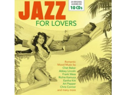 VARIOUS ARTISTS - Jazz For Lovers (LP Box Set)