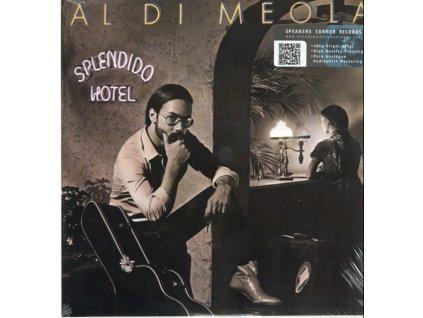 AL DI MEOLA - Splendido Hotel (LP)