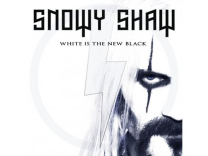 SNOWY SHAW - White Is The New Black (White Vinyl) (LP)