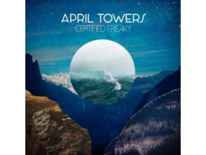 APRIL TOWERS - Certifed Freaky (LP)