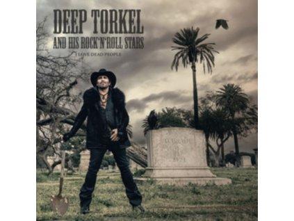 DEEP TORKEL & HIS ROCK N ROLL STARS - I Love Dead People (LP Box Set)