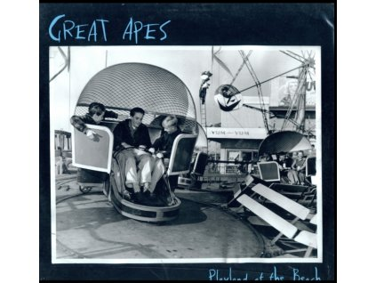 GREAT APES - Playland At The Beach (LP)
