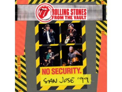 FROM THE VAULT - NO SECURITY - SAN JOSE 99 - From The Vault (LP)