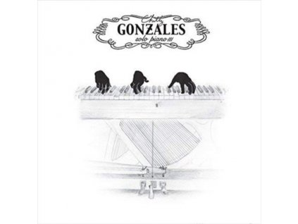 CHILLY GONZALES - Solo Piano III (LP)