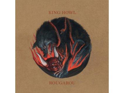 KING HOWL - Rougarou (Limited Red Vinyl) (LP)