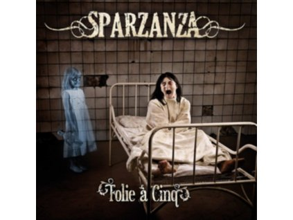 SPARZANZA - Folie A Cinq (LP)