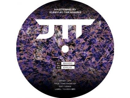 """JTT - YU-ZEN EP 001 (12"""" Vinyl)"""