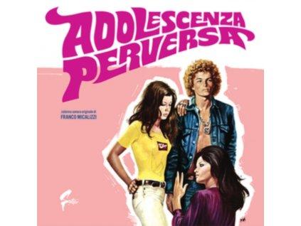 FRANCO MICALIZZI - Adolescenza Perversa (LP)